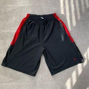 Jordan brand men's basketball shorts